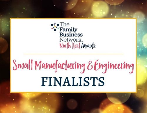 We are Finalists in the North West Family Business Awards