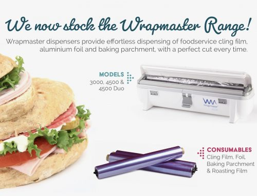 We now stock the Wrapmaster Range