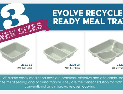 3 new Evolve sizes added to our range!