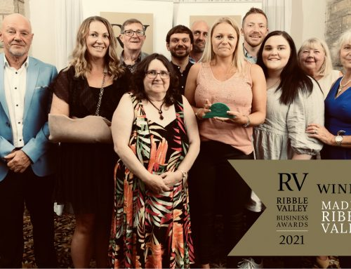"""Winners of the """"Made in Ribble Valley"""" Award!"""